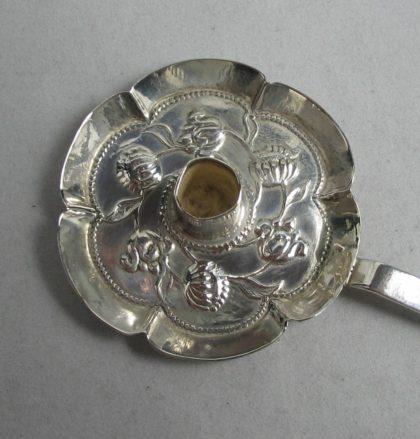 IMG 6504 420x439 - Miniatuur zilver blaker Wessel Jansen