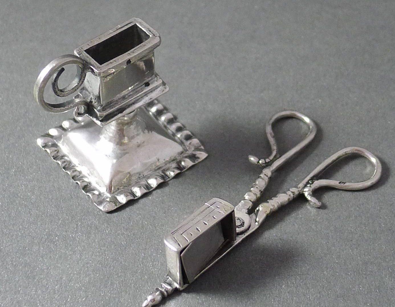 Miniatuur Zilver