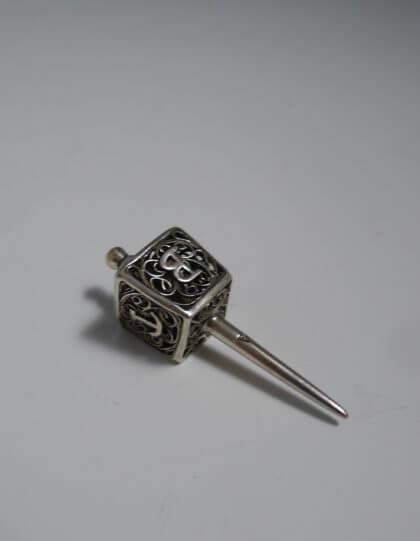 P1380817 420x541 - Zilveren A tolletje